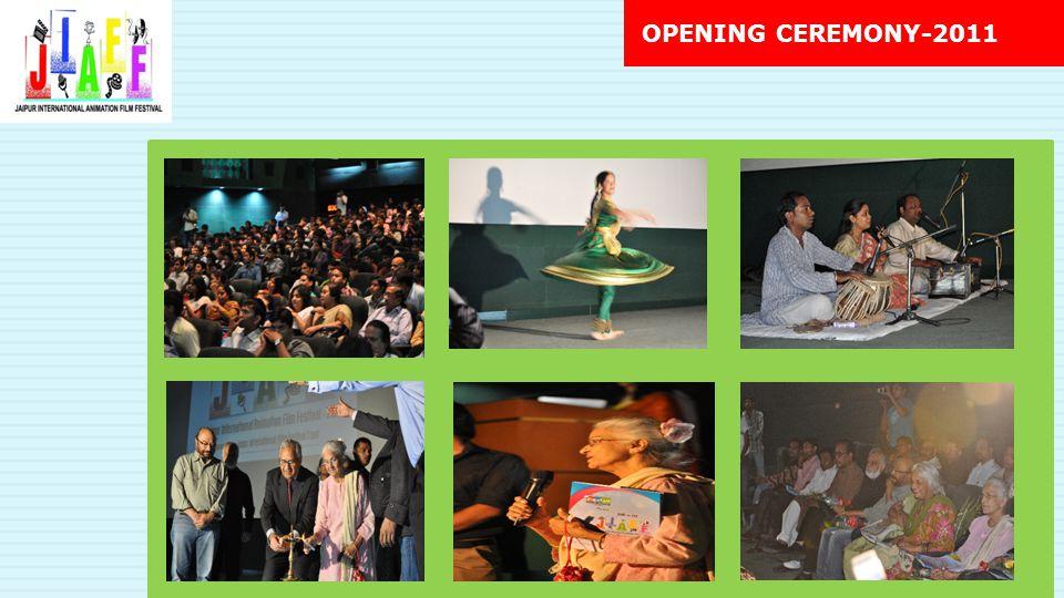 OPENING CEREMONY-2011