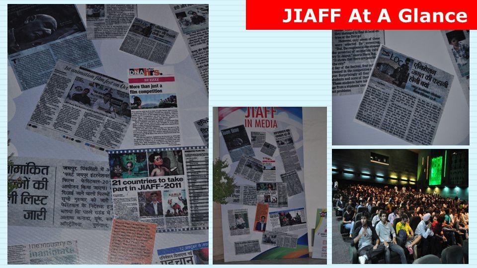 JIAFF At A Glance