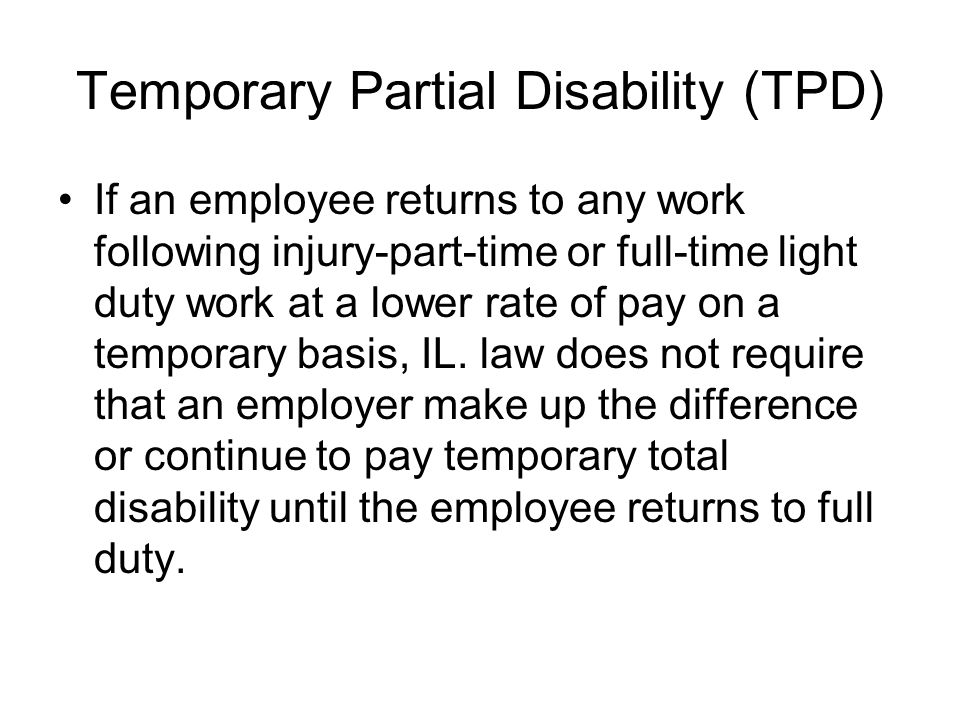 IL W/C Benefits is Self-Effectuating It is expected that the employer and carrier or TPA will adequately investigate the claim on their own & render a decision regarding whether benefits are owed.