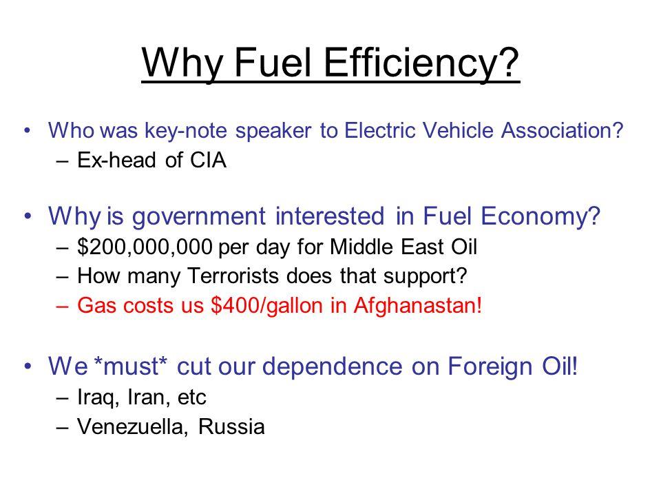 Why Getting off Gas? Peak Oil