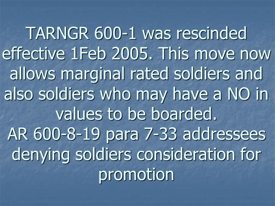 Photos are required DA photos are required to be in iPERMS for E- 6 and above. DA Photos need to meet the requirements set forth in AR 640-30 para 8 d