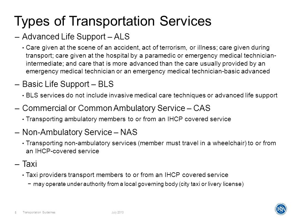 Transportation GuidelinesJuly 2013 56 Frequently Asked Questions –Why do I receive denials for the 20-trip limit when I transport a nursing facility patient.
