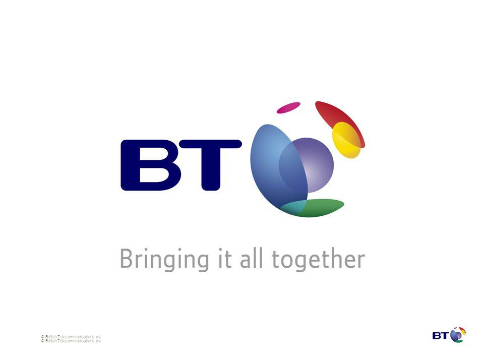 © British Telecommunications plc