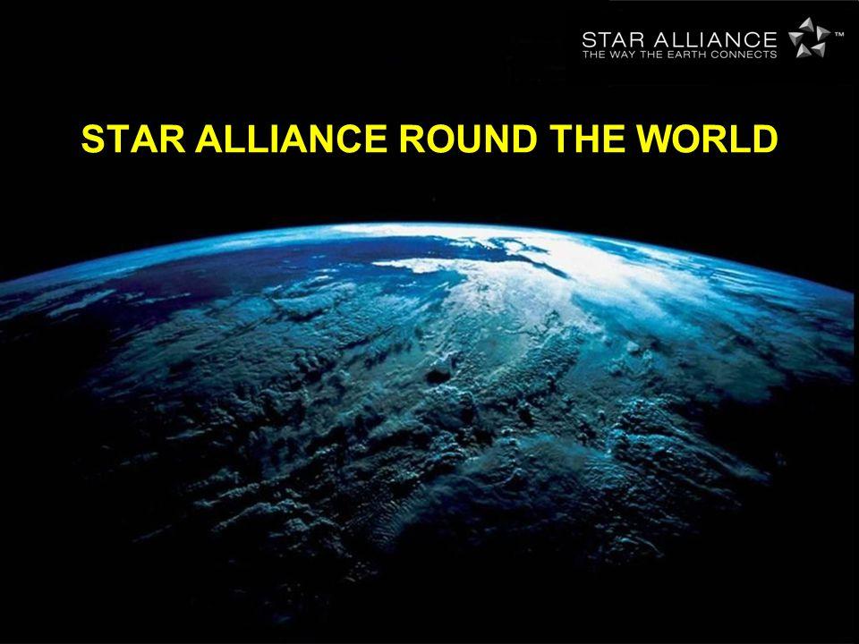 STAR ALLIANCE ROUND THE WORLD