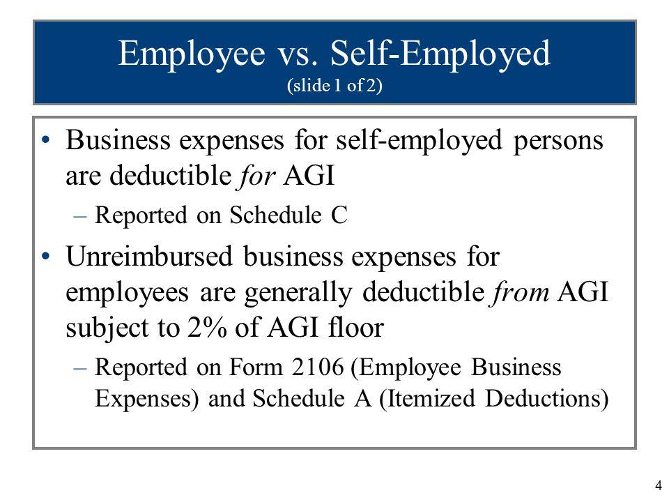 4 Employee vs.