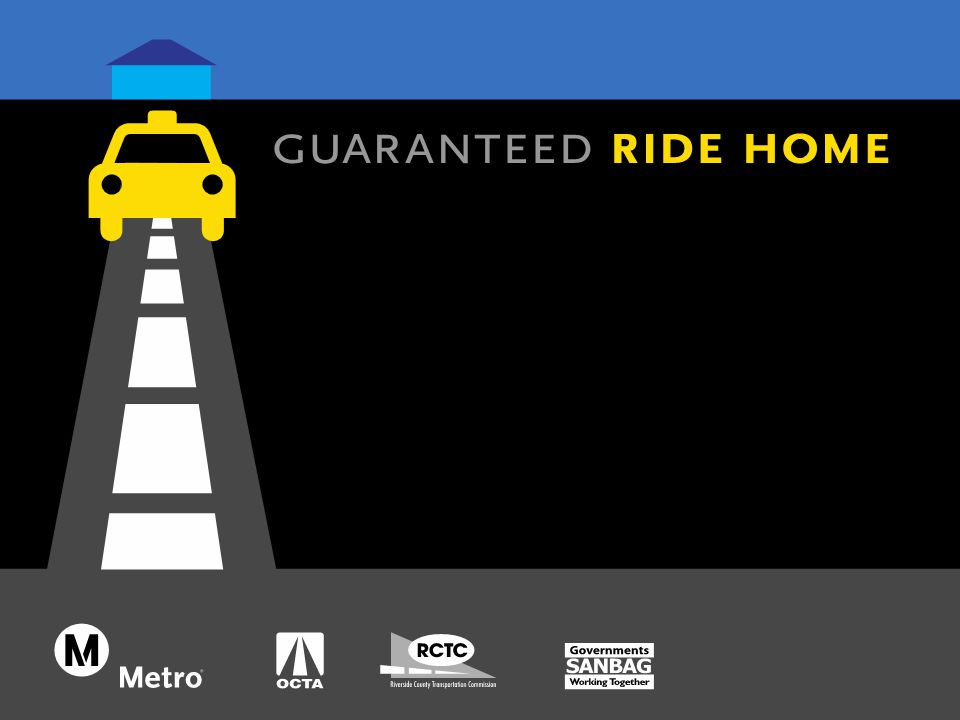 What is the Regional Guaranteed Ride Home (GRH ) Program.