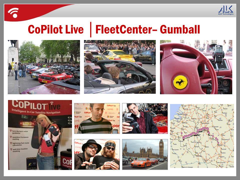 CoPilot Live │FleetCenter– Gumball