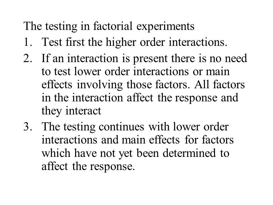 Select the dependent variable, fixed factors, random factors