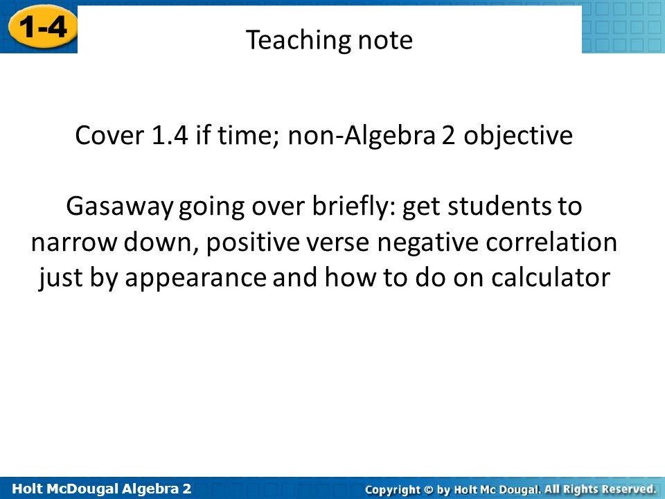 Step 1 Plot the data points.Step 2 Identify the correlation.