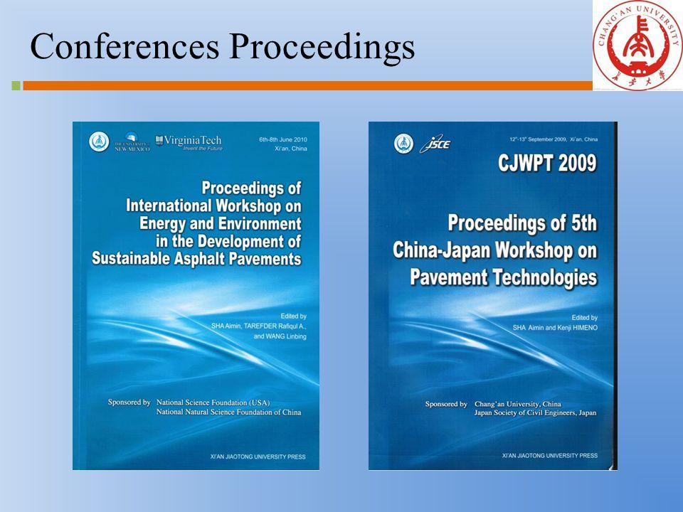 Conferences Proceedings