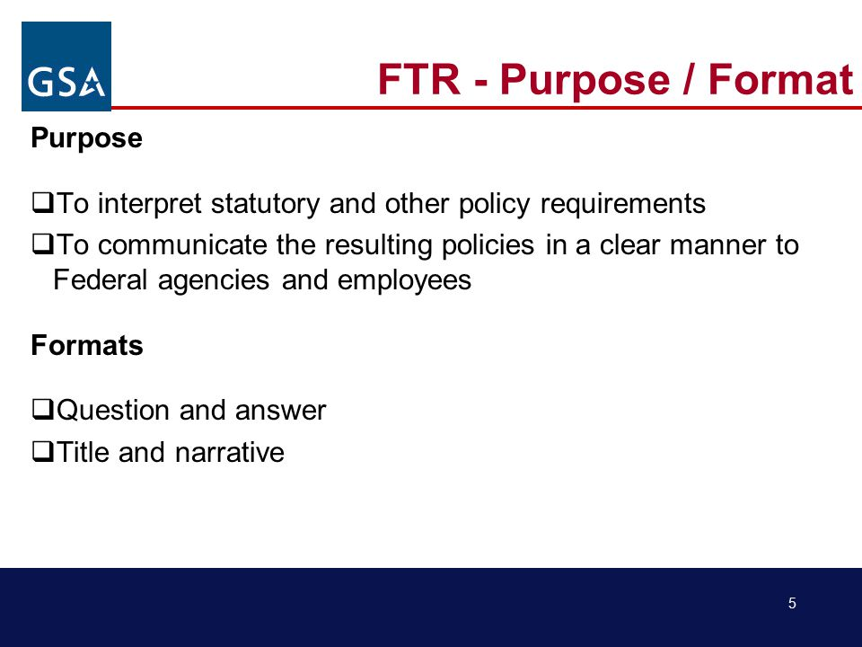 6 FTR - Glossary of Terms Common Carrier Employee with a Disability Furnished Meals Immediate Family Non-Foreign Area Per Diem Allowance Reduced Per Diem Travel Authorization United States