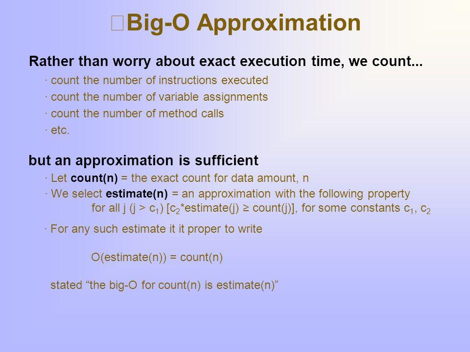 /** post: forAll j:(0<=j<a.length-1) [arr[j]<=arr[j+1]] */ public void selectionSort(double[] arr) { int lastSorted = -1; int minNdx; double temp; while (lastSorted != arr.length-1) { minNdx = smallestNdxAmongUnsorted(arr, lastSorted); temp = arr[minNdx]; arr[minNdx] = arr[lastSorted+1]; arr[lastSorted+1] = temp; lastSorted++; } /** post: ls+1 <= result < arr.length * and forAll j:(ls<=j<arr.length) [arr[result] <= arr[j]] */ public int smallestNdxAmongUnsorted(double[] arr, int ls) { int smallNdx = ls + 1; int j = ls + 2; while (j < arr.length) { if (arr[j] < arr[smallNdx]) smallNdx = j; j++; } return smallNdx; } /** post: forAll j:(0<=j<a.length-1) [arr[j]<=arr[j+1]] */ public void selectionSort(double[] arr) { int lastSorted = -1; int minNdx; double temp; while (lastSorted != arr.length-1) { minNdx = smallestNdxAmongUnsorted(arr, lastSorted); temp = arr[minNdx]; arr[minNdx] = arr[lastSorted+1]; arr[lastSorted+1] = temp; lastSorted++; } /** post: ls+1 <= result < arr.length * and forAll j:(ls<=j<arr.length) [arr[result] <= arr[j]] */ public int smallestNdxAmongUnsorted(double[] arr, int ls) { int smallNdx = ls + 1; int j = ls + 2; while (j < arr.length) { if (arr[j] < arr[smallNdx]) smallNdx = j; j++; } return smallNdx; } Selection Sort