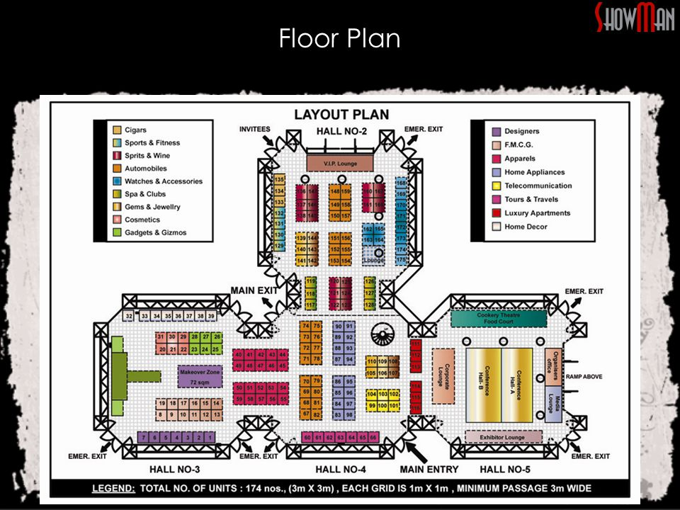 Dubai – Singapore – Philippines - London Floor Plan