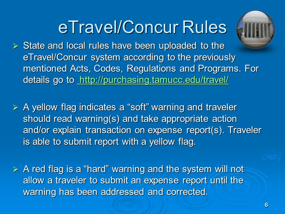 Approver's AR Responsibility for Foreign Travel  30 days prior to trip start date: Review and approve (or reject) the traveler's justification memo Review and approve (or reject) the traveler's justification memo Review and approve the Export Control Checklist (handled through Travel Office) Review and approve the Export Control Checklist (handled through Travel Office) Review Travel Warning(s) Review Travel Warning(s) 27