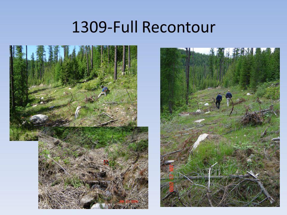 1309-Full Recontour