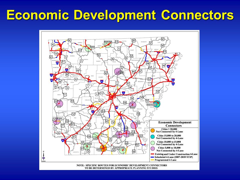 Economic Development Connectors