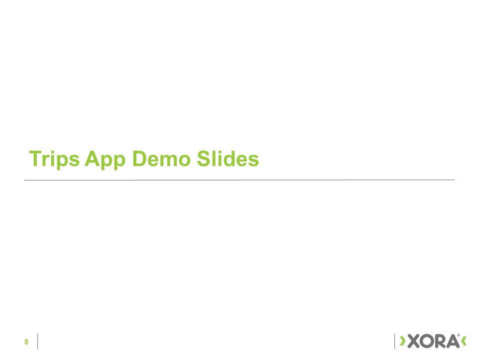 Trips App Demo Slides 8