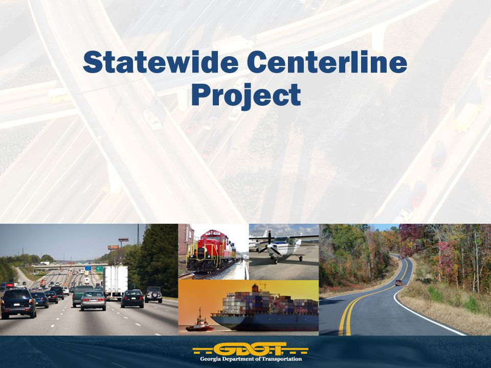 Statewide Centerline Project