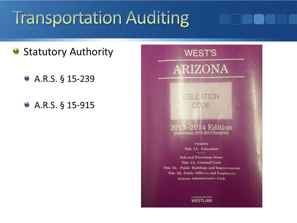 Audit Unit—Who is that?
