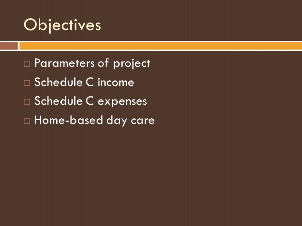 Schedule C Expenses  Line 14: Not applicable for CTC clients  Line 15: Insurance (other than health)  Premiums for business liability insurance  Line 16a: Mortgage Interest  Rare for CTC clients.