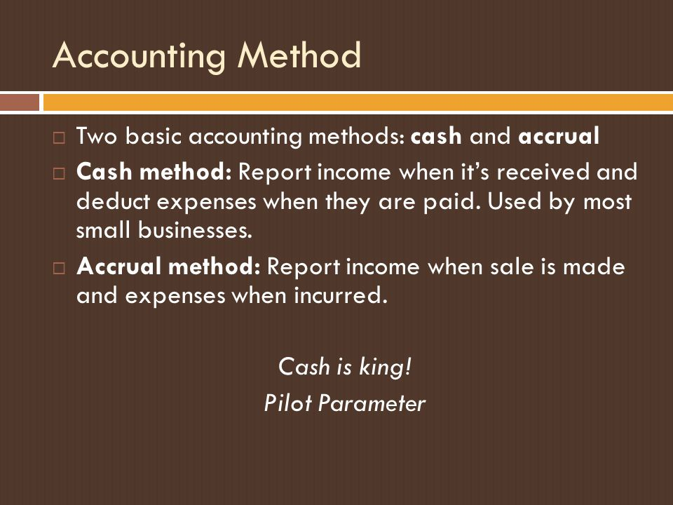 Schedule C Income  Important to report all income, whether or not reported to IRS on a Form 1099-MISC.