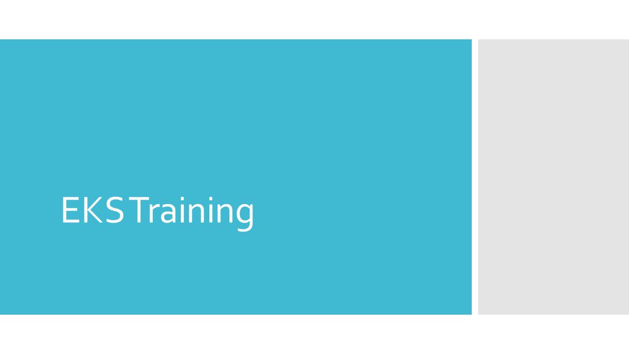 EKS Training