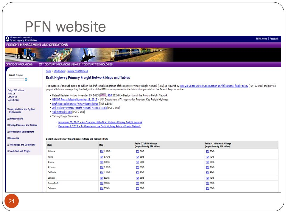 PFN website 24