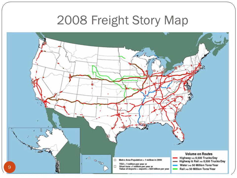 2008 Freight Story Map 9