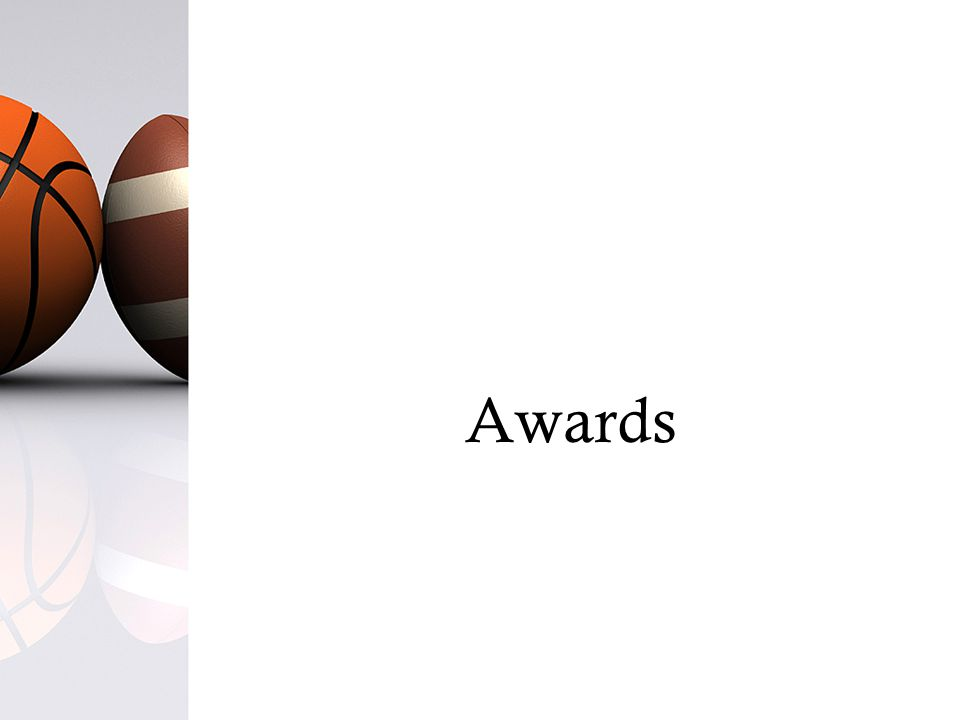 Awards While Not Representing Institution Governed by amateur sports organization's rules if Student-Athlete (SA) is not representing institution.
