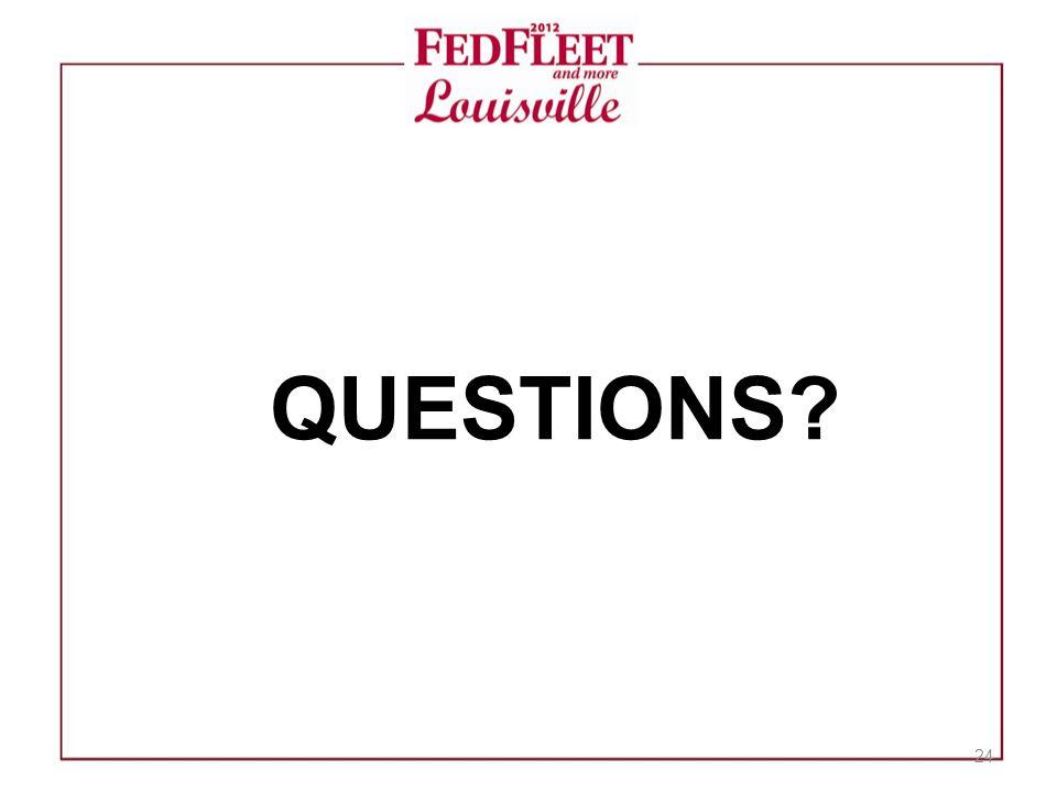 24 QUESTIONS?