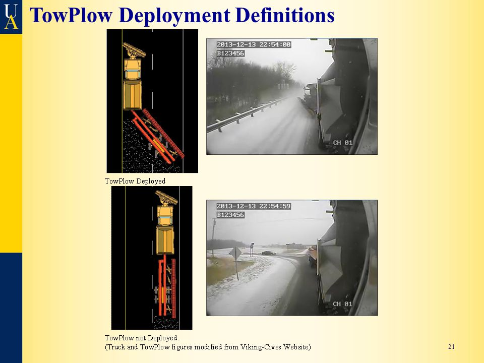 TowPlow Deployment Definitions 21