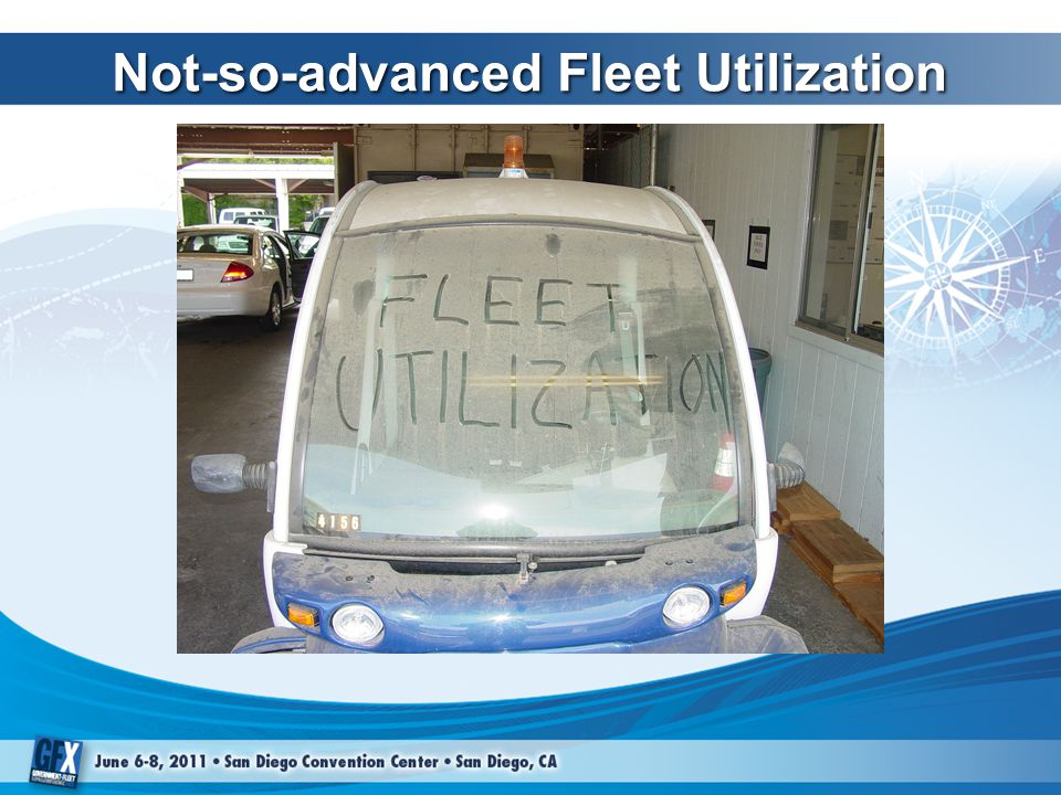 Measuring Utilization 1.Mileage- most common, for good reason 2.