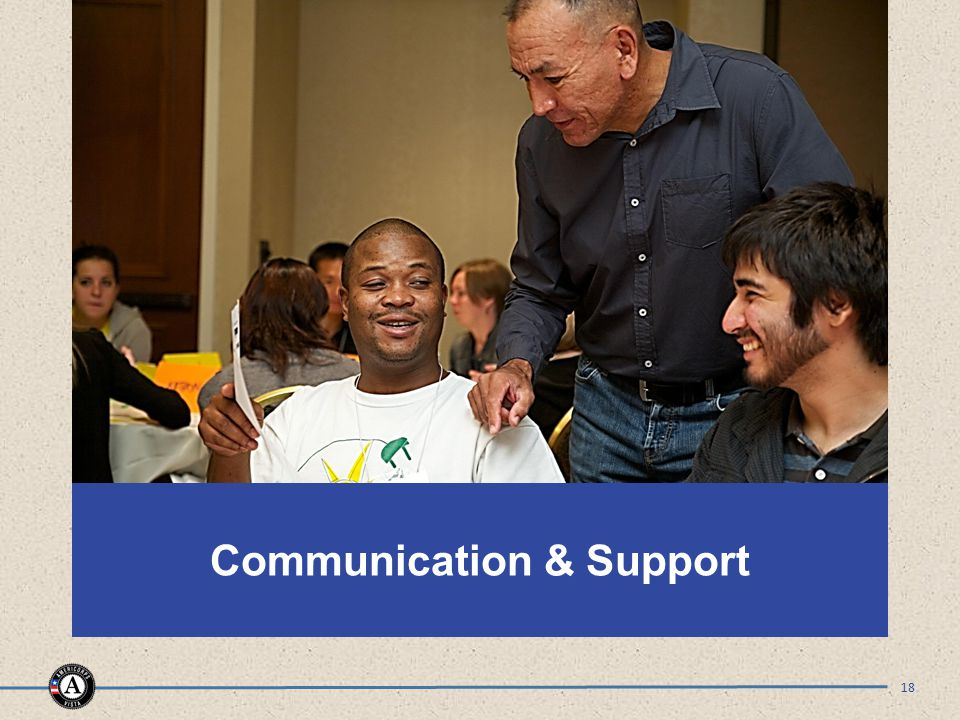Communication & Support 18