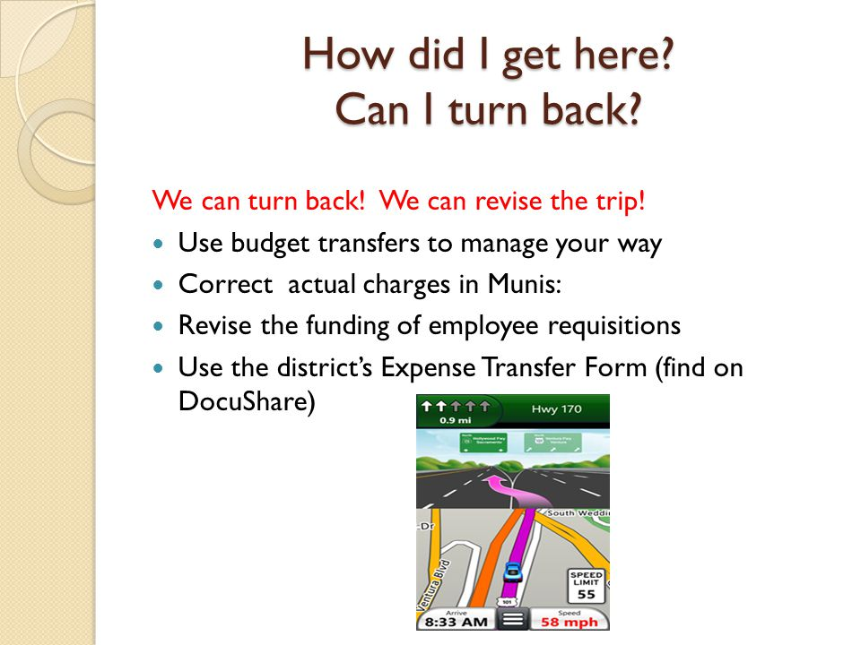 How did I get here.Can I turn back. We can turn back.