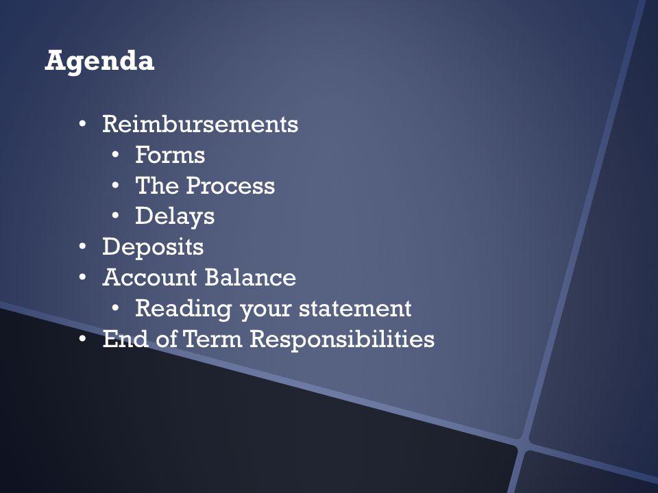 Reimbursements: Getting to the FORMS www.westernu.edu