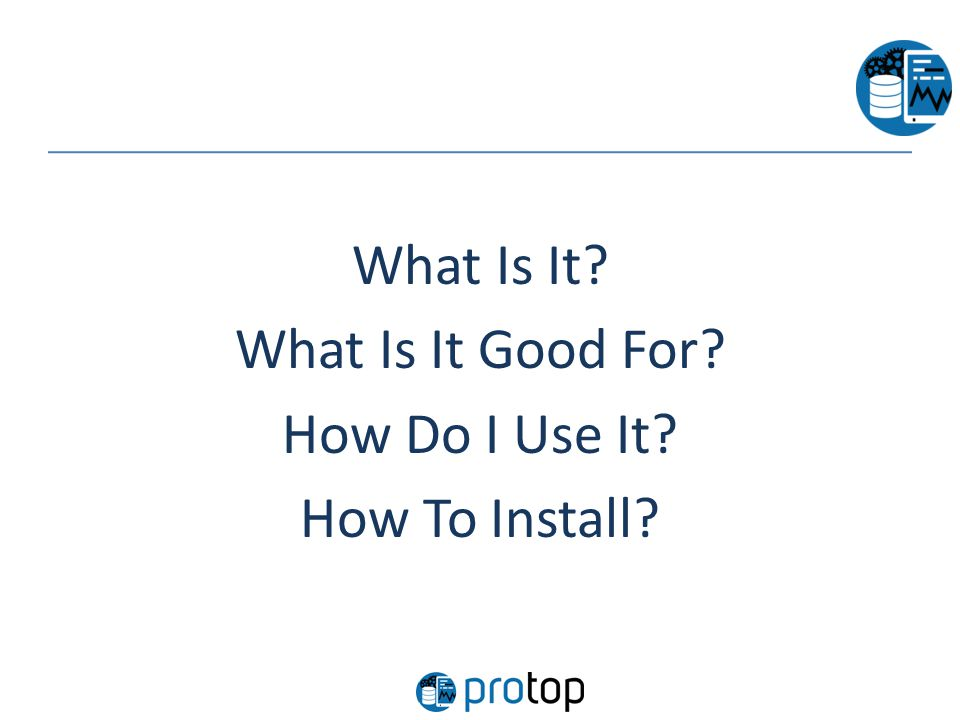 What Is It? What Is It Good For? How Do I Use It? How To Install?