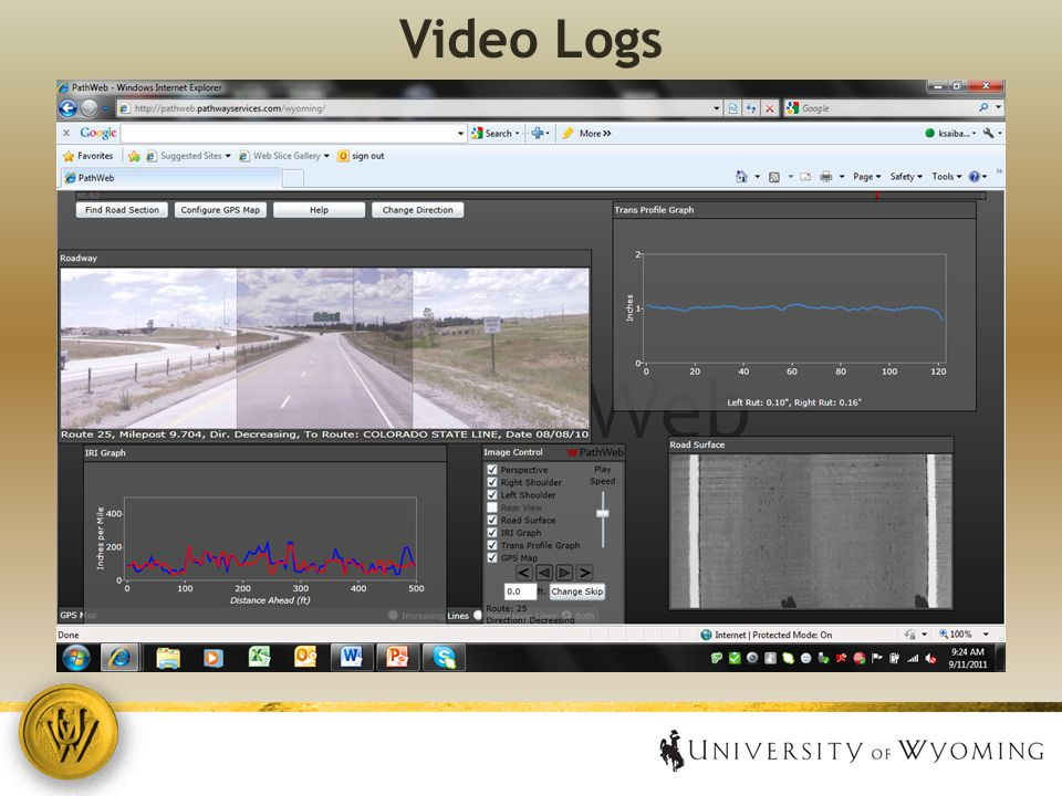 Video Logs