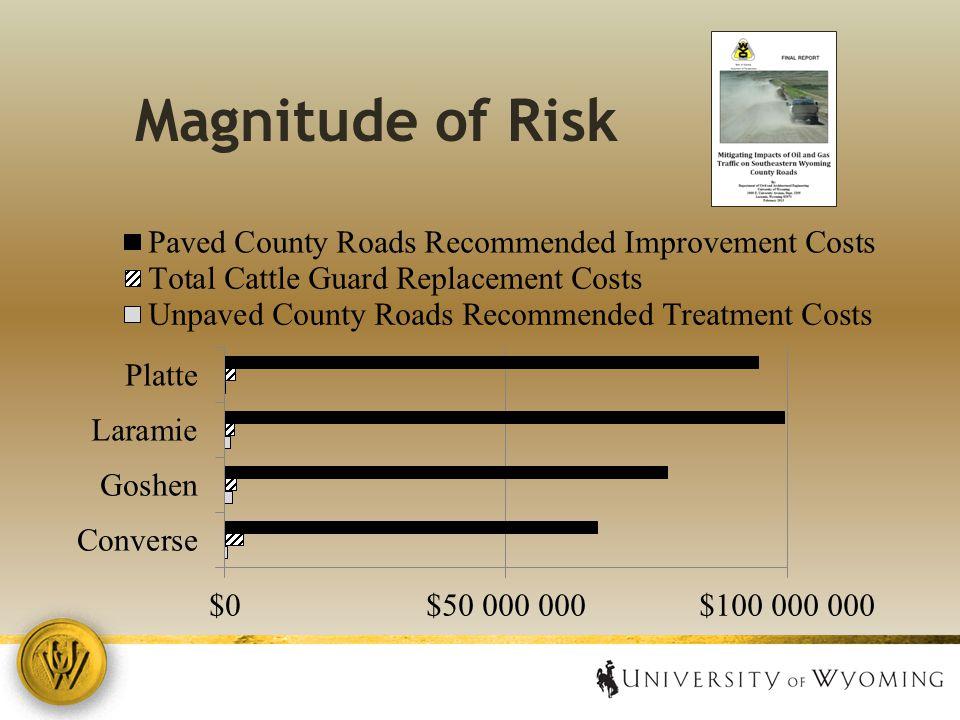 Magnitude of Risk