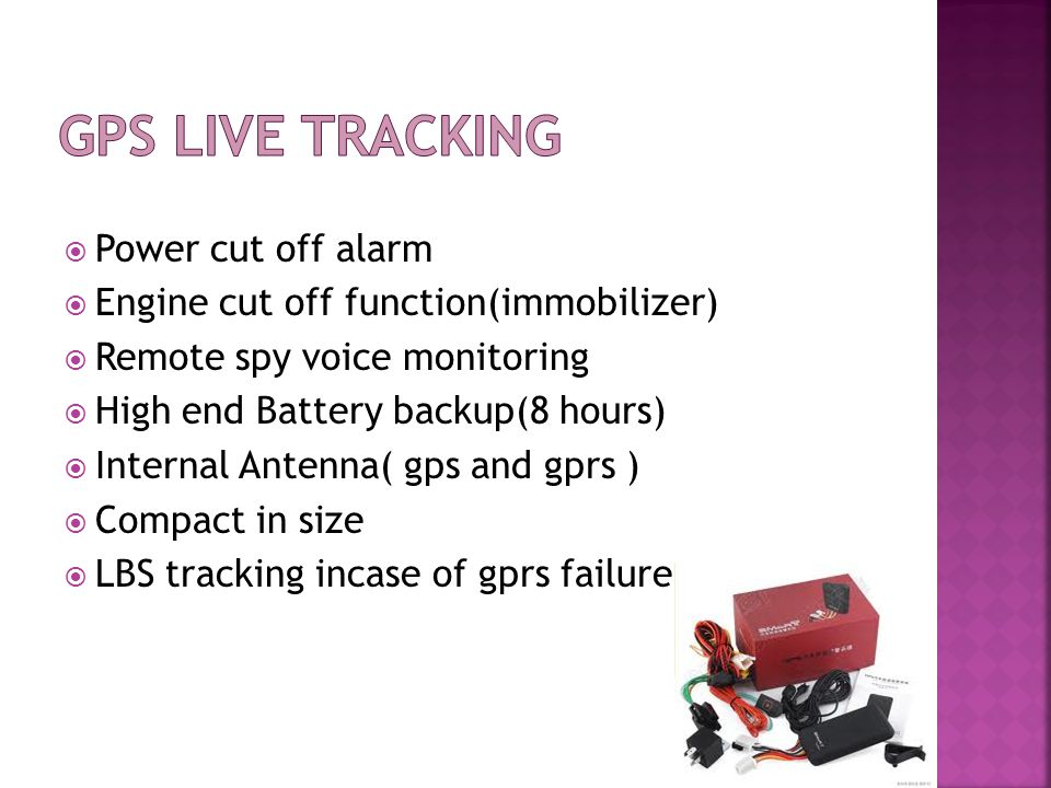  GPS Live Tracking  GPS with Fuel Monitoring  GPS with Camera  GPS for Schools  GPS for Pets & Elders & Personal Tracking  GPS for Transit Mixers  GPS for IOCl Tankers