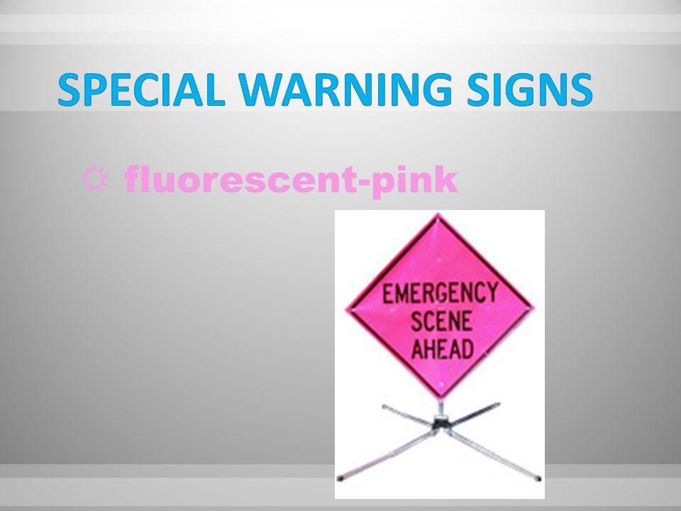  fluorescent-pink