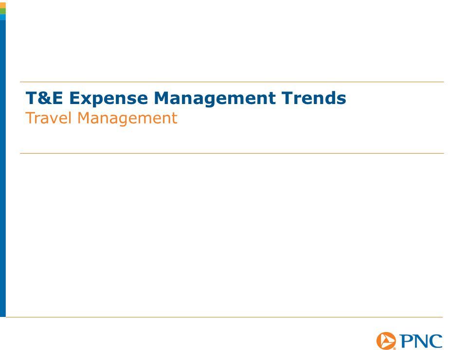 T&E Expense Management Trends Travel Management