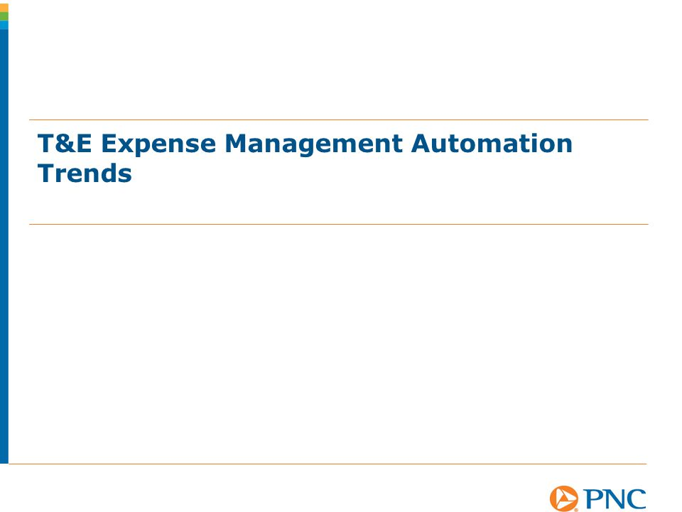 T&E Expense Management Automation Trends