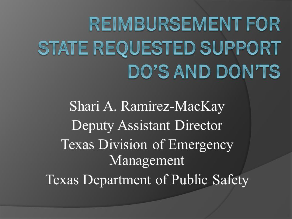 Hourly rate of reimbursement  The rate of reimbursement is determined by the local jurisdiction.