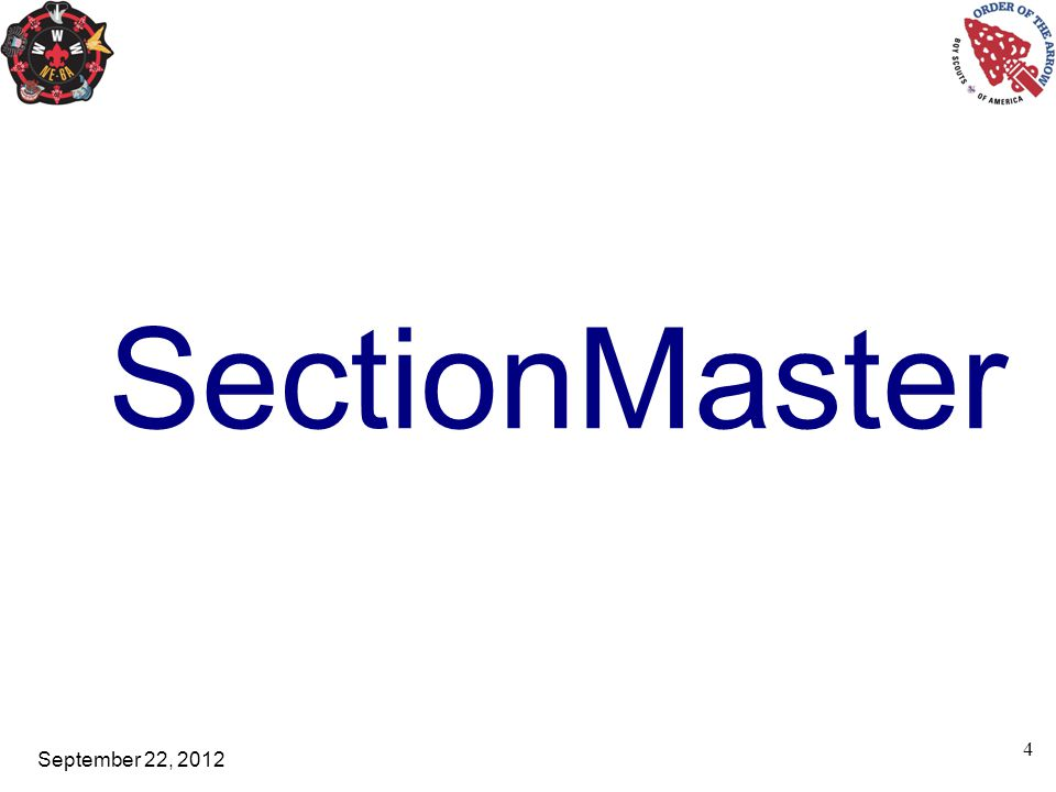 September 22, 2012 SectionMaster Fees 15 DescriptionCostFrequency Per-event setup fee (varies by contract) $150-300once per annum/event Credit card transaction fee$0.29per authorized credit transaction Credit card discount charge (Visa, MasterCard, & Discover) 2.99%variable charge on all credit transactions Credit card discount charge (American Express) 3.79%variable charge on all credit transactions Incremental surcharge threshold 200maximum registrations before surcharges Incremental surcharge fee$0.55per registration after threshold