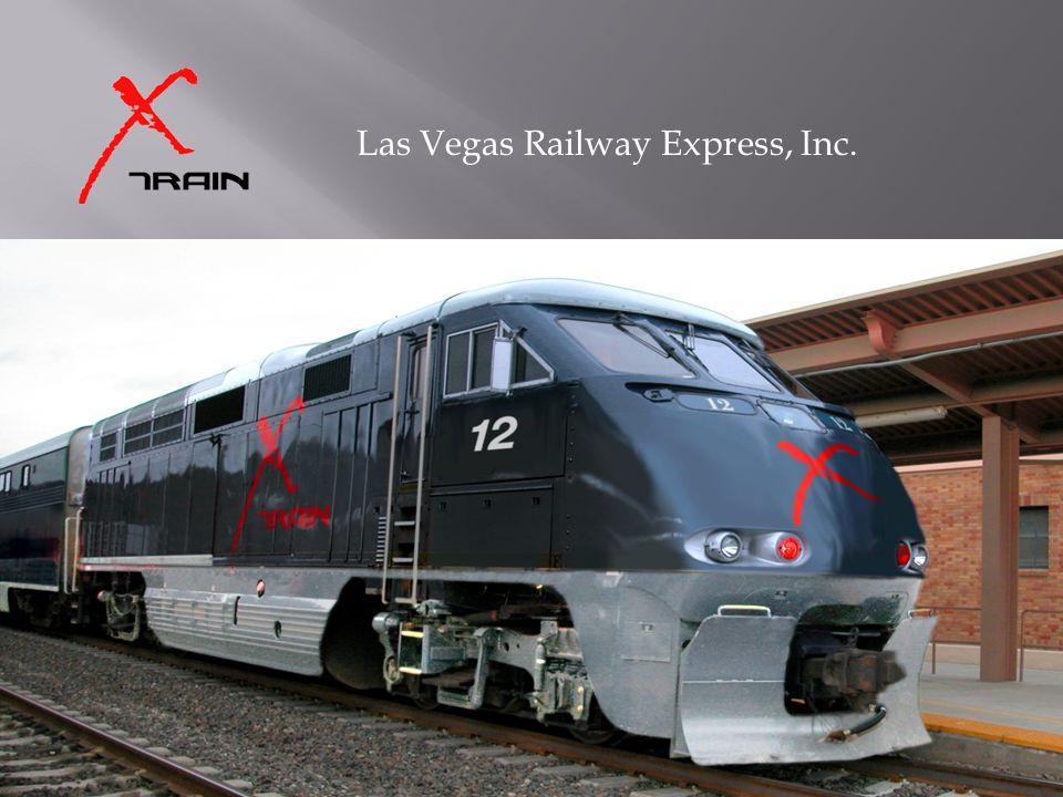 Las Vegas Railway Express, Inc.