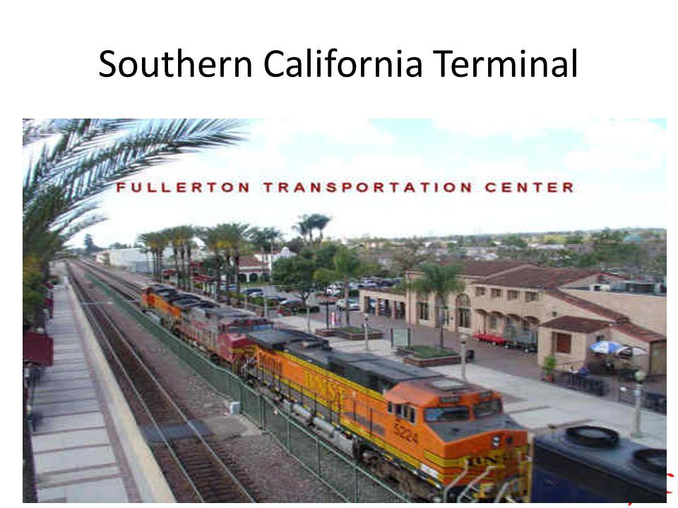 Southern California Terminal