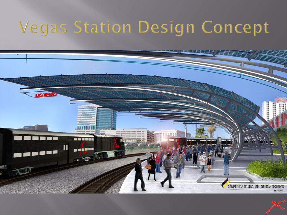Vegas Station Design Concept