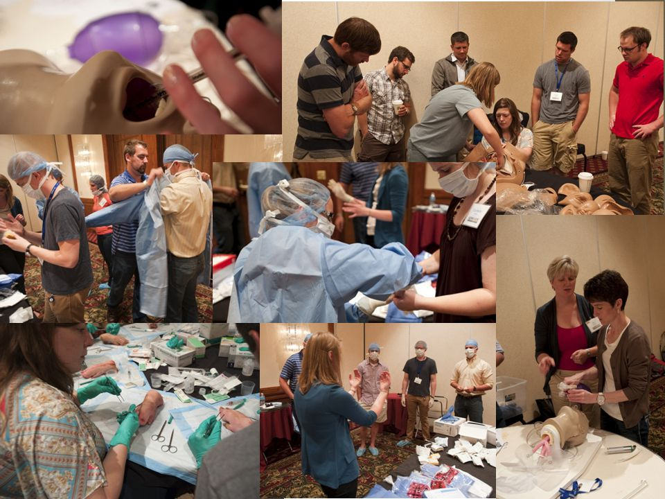On-Site Students will spend 6 weeks living in their assigned rural community Students will help with patient care Clinical and Hospital Patients Surgical Patients Obstetrical patients Nursing Home Home Visits Students have done ASSISTED with the following in the past: Delivering a baby Cesarean section Surgery ER Visits Trauma stabilization Coroner calls Ride in the ambulance Ride in a helicopter Sutured lacerations Applied cast