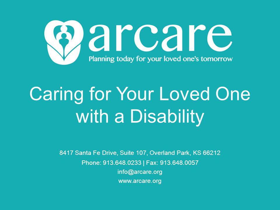 How Arcare Trust I Works Settlor = Arcare Trustee Arcare Sub-Accounts Bob SmithCarol JonesFrank Garcia Mr./Ms.