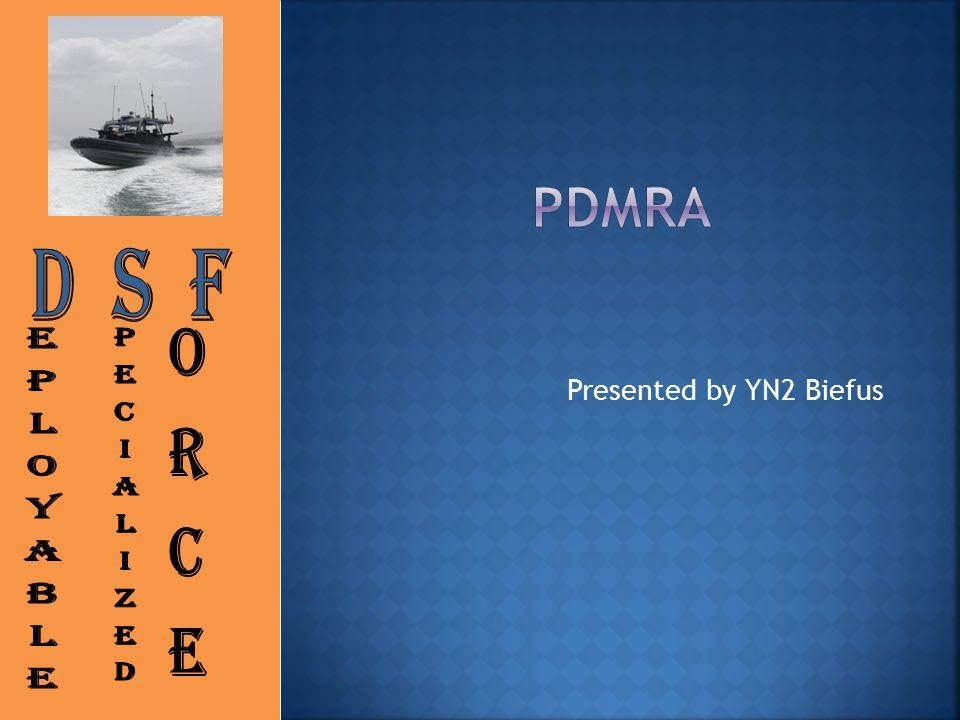 Presented by YN2 Biefus